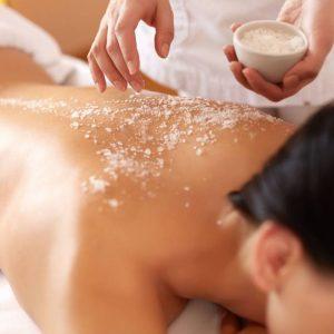 Spa Treatments - Sugar Scrub